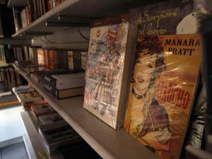 Comics Corner - Fumetteria (2)