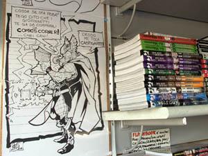 Comics Corner - Fumetteria (4)